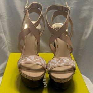 Gianni Bini Zanita Platform Heels